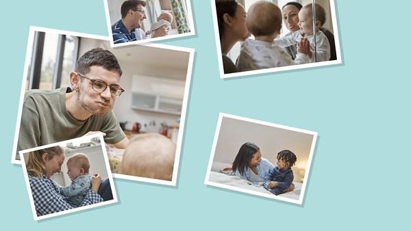Look, Say, Sing, Play - Brain-building tips | NSPCC