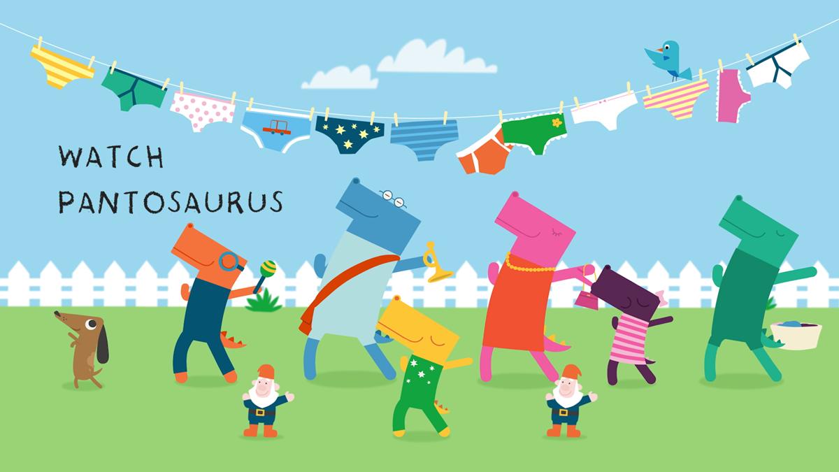 Talk Pants Join Pantosaurus The Underwear Rule Nspcc Nspcc